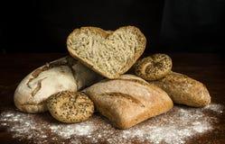 влюбленность хлеба i Стоковое Фото