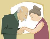 Влюбленность через время иллюстрация штока
