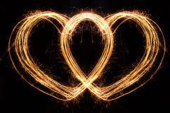 Влюбленность 2 Стоковое Изображение