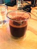 Влюбленность Coffe Стоковое фото RF