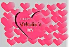 Влюбленность Valentine& x27; день s Стоковые Изображения