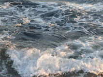 В majorcan море Стоковое фото RF