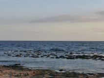 В majorcan море Стоковое Изображение RF