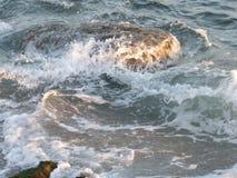 В majorcan море Стоковая Фотография RF