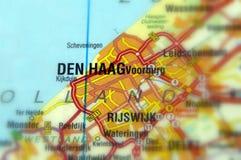 Гаага, Нидерланды - Европа стоковые изображения rf