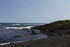 Гаваиская лава Стоковые Фотографии RF