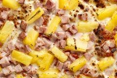 гаваиская пицца Стоковые Фотографии RF