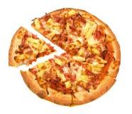гаваиская пицца Стоковая Фотография RF