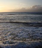 Гаваиские воды Стоковая Фотография
