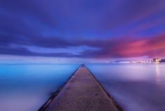 Гаваиский восход солнца Стоковое Изображение