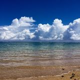 Гавайские островы kauai Стоковая Фотография