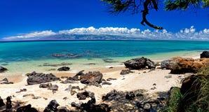 Гавайские островы molokai Стоковые Фотографии RF