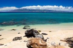 Гавайские островы molokai Стоковое фото RF