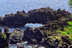 Гавайские островы oahu Стоковые Изображения RF