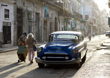 Гавана Vieja Стоковая Фотография