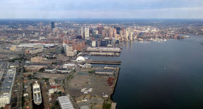 Гавань Бостона Стоковое Изображение RF