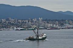 Гавань Ванкувера Стоковое Фото