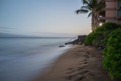 гавань Гавайские островы 2007 -го в декабре около принятого восхода солнца перлы Стоковое фото RF