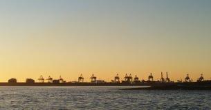 гавань груза Стоковое фото RF