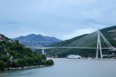 Гавань Дубровника, Хорватия Стоковые Изображения RF
