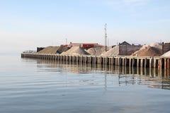 гавань компоситов стоковое фото