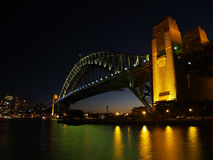 гавань моста Стоковое фото RF