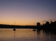 гавань мужественная Стоковая Фотография RF