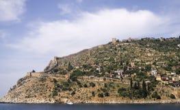Гавань на Alanya турецкий riviera стоковые фото