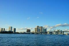 Гавань пляжа Майами южная Стоковое Фото