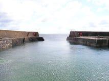гавань привлекательно старомодный Стоковое Изображение RF