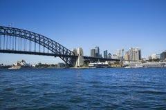 гавань Сидней Австралии Стоковое фото RF