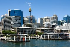 гавань Сидней милочки Стоковые Изображения