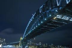 гавань Сидней моста Стоковые Фото
