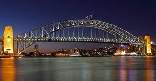 гавань Сидней моста Стоковая Фотография RF