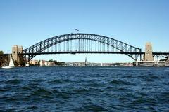 гавань Сидней bridg Австралии Стоковые Изображения