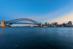 Гавань Сидней Австралия Сиднея Стоковые Изображения