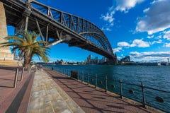 Гавань Сидней Австралия Сиднея Стоковое Изображение