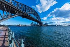 Гавань Сидней Австралия Сиднея Стоковые Фотографии RF