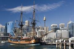 гавань Сидней милочки Австралии Стоковые Фотографии RF