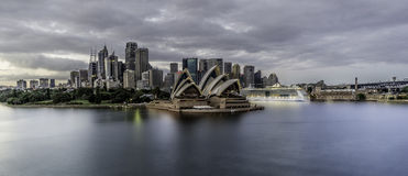 Гавань Сиднея Австралии Стоковая Фотография