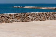 гавань среднеземноморская Стоковая Фотография RF