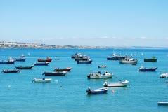 гавань шлюпки Стоковая Фотография RF