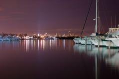 гавань шлюпки Стоковые Фотографии RF