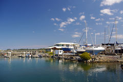 гавань довольно Стоковые Фото