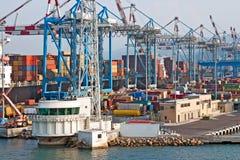 гавань Стоковые Изображения RF