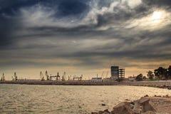 гавань Стоковое Изображение RF