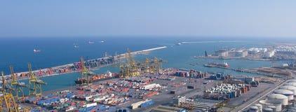 гавань barcelona Стоковое фото RF