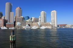 гавань boston Стоковое фото RF