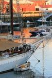 гавань camden Стоковое Изображение