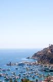 гавань catalina стоковые фотографии rf